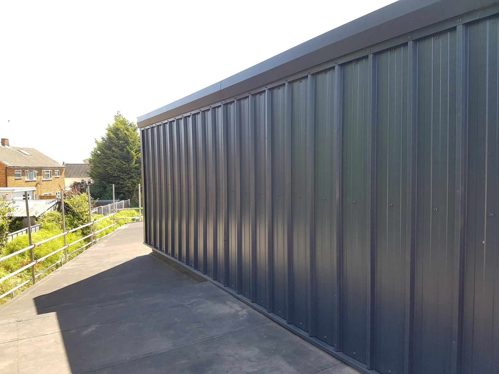DB Industrial Roofing Cladding