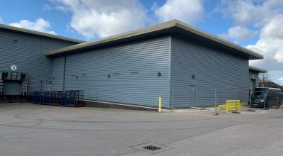 Sealey Power industrial unit extension